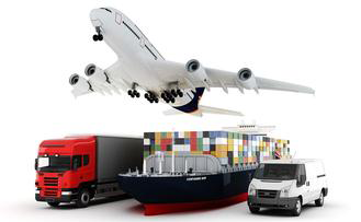 Container import and export